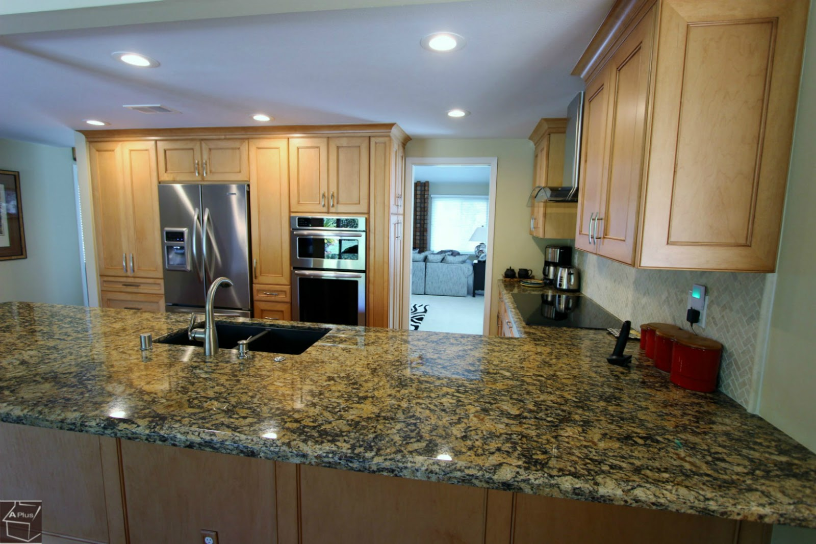 Anaheim Hills Kitchen Remodel With Custom Cabinets - Kitchen remodeling anaheim