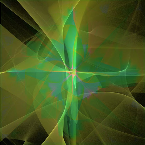 """The """"Green Mist"""" piece from the """"2015"""" collection"""