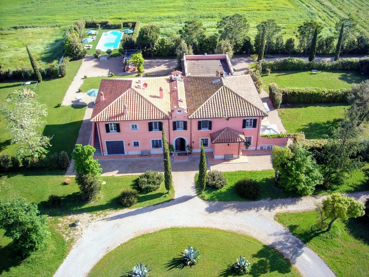Villa Italiana_Orbetello_1