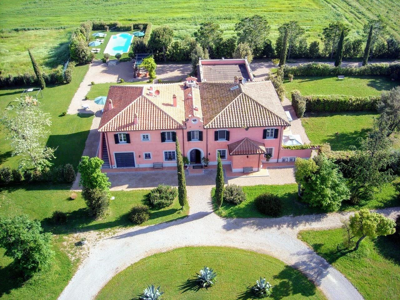 Villa Italiana_Orbetello_1