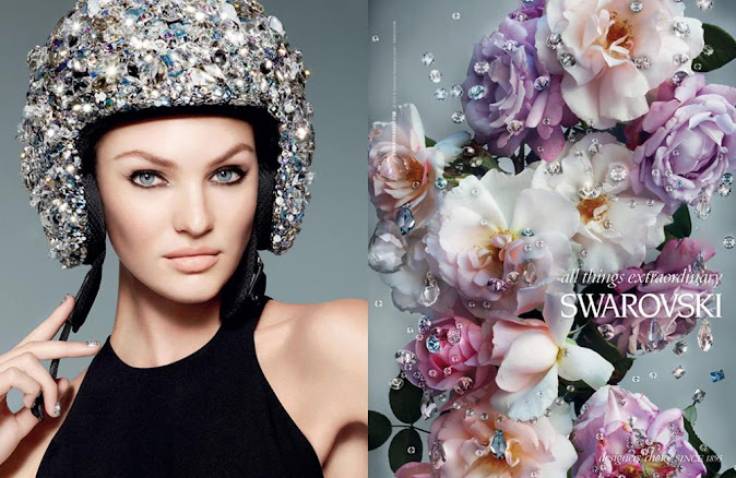 Swarovski, 'All Things Extraordinary' Spring 2013 Campaign