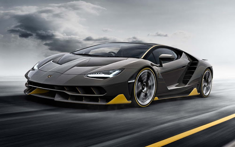 Lamborghini Centenario LP770-4 most expensive cars