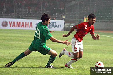 foto indonesia vs turkmenistan
