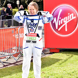 OIC - ENTSIMAGES.COM - Elizabeth Jackson at the  Virgin Money London Marathon on Blackheath in London, England. 24th April 2016 Photo Mobis Photos/OIC 0203 174 1069