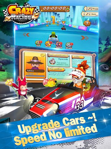 Crazy Racing Speed Racer