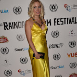 OIC - ENTSIMAGES.COM - Kat Gellin at the  My Hero Film Premiere at Raindance Film Festival London 25th September 2015 Photo Mobis Photos/OIC 0203 174 1069