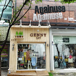 even Genny L. has her own shop in Seoul in Seoul, Seoul Special City, South Korea