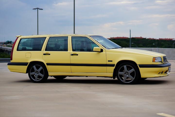 1995 855 T5-R Cream Yellow Wagon Austin, TX [Archive] - Swedesd