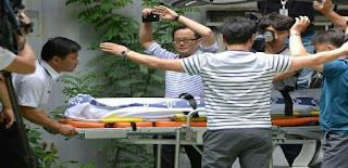 Une Algérienne et son mari coréen retrouvés morts en Corée du Sud.