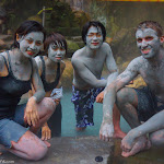 Volcanic mud baths: Taiwan's hot springs