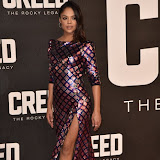 OIC - ENTSIMAGES.COM - Tessa Thompson at the  Creed - UK film premiere at the Empire Leicester Sq London 12th January 2016 Photo Mobis Photos/OIC 0203 174 1069