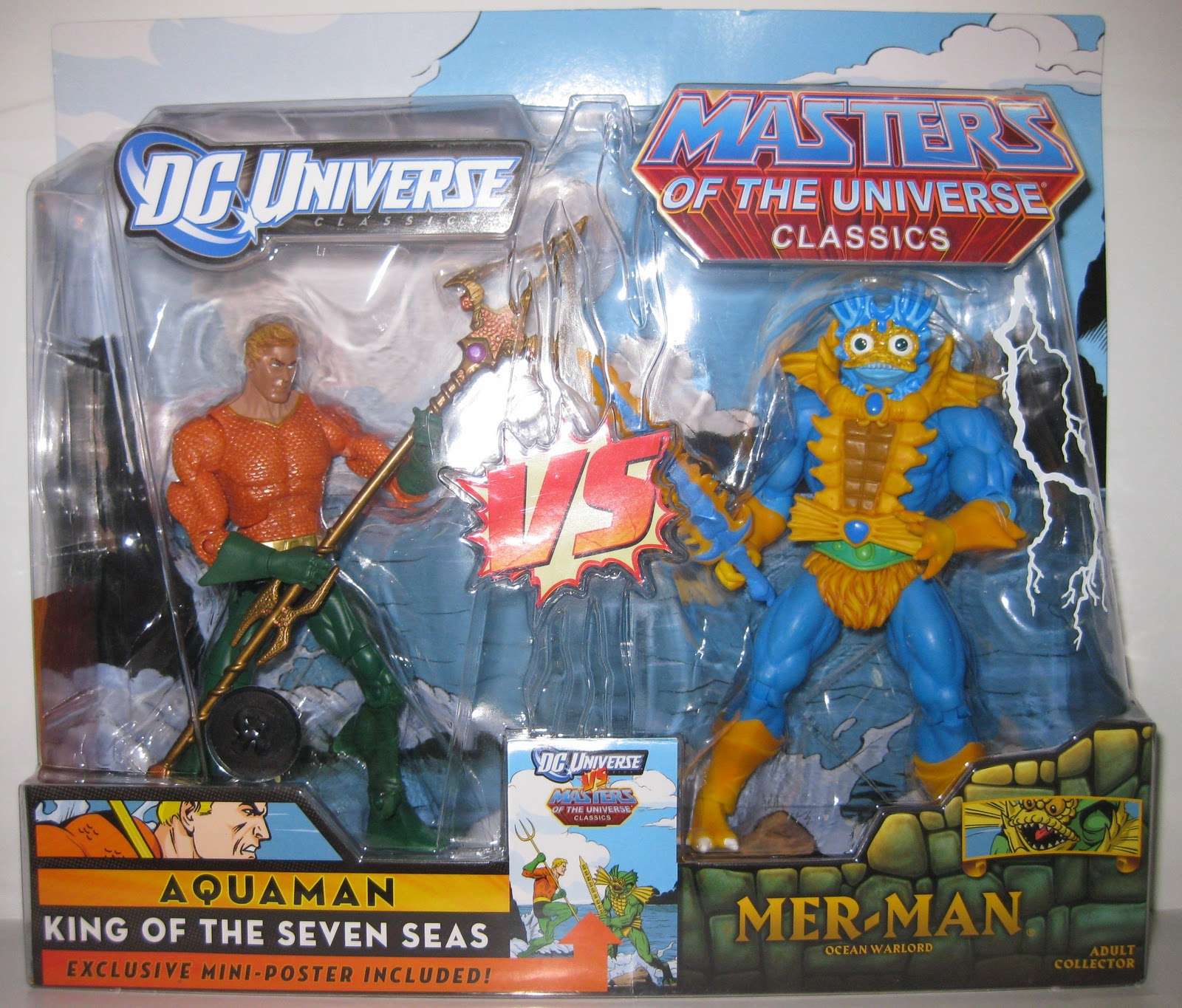 Master of The Universe Toys Toy Review dc Universe