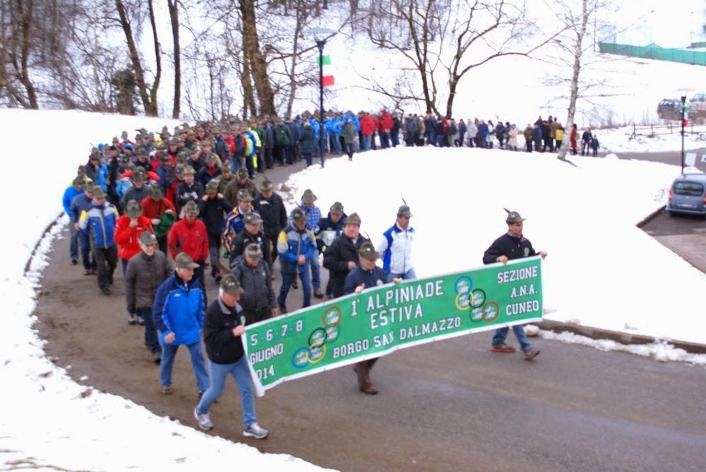 Campionato Nazionale ANA sci di fondo Piani di Bobbio - Campionati%2BNazionali%2BANA%2BBarzio%2Bapertura%2B49.JPG