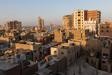 Hotel room with a view in Sohag...