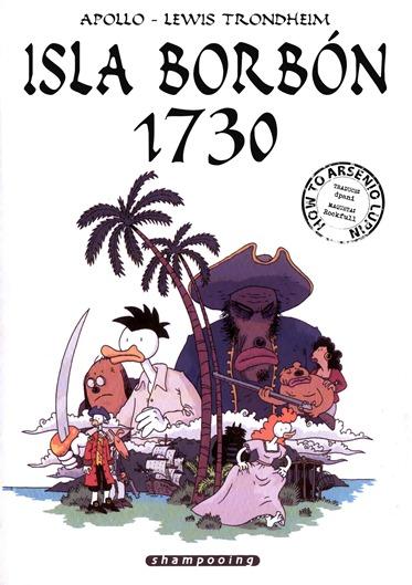 Ile Bourbon 1730 - Page - 001