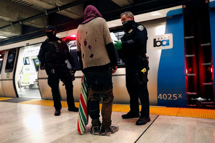 BART transit hires social workers, instead of more police officers