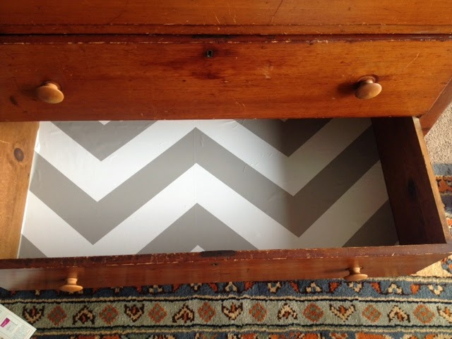 Apartment DIY, chevron print, dressers, Target, interior design, apartment style