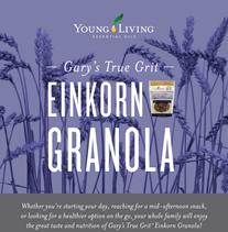 Einkorn Granola