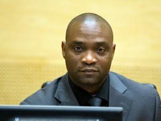 Germain Katanga lors de l'audience tenue le 23 mai 2014 au siège de la Cour pénale internationale à La Haye, Pays-Bas © ICC-CPI