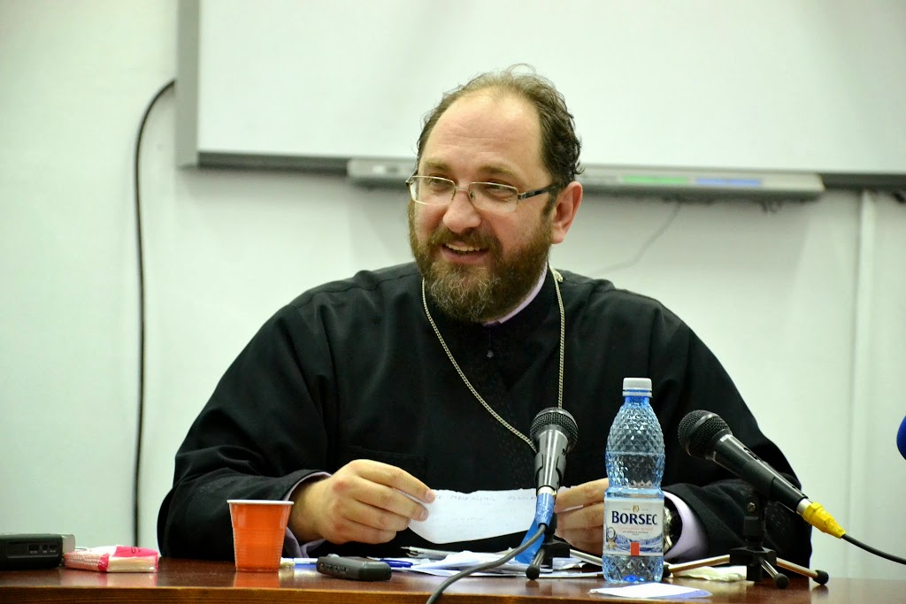 Pr. Constantin Necula despre tineri, FTOUB 151