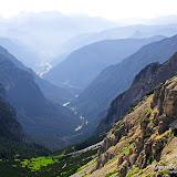 Долина реки Lago di Santa Caterina