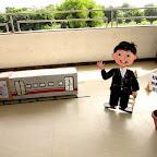 Community Helpers 08-09-2016 Sr.Kg(Railway Station)