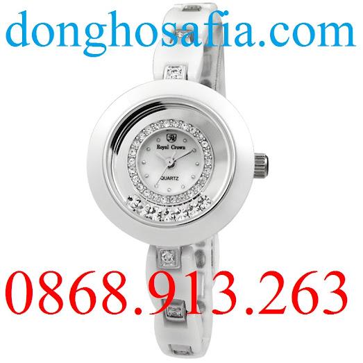 Đồng hồ nữ Royal Crown 6413