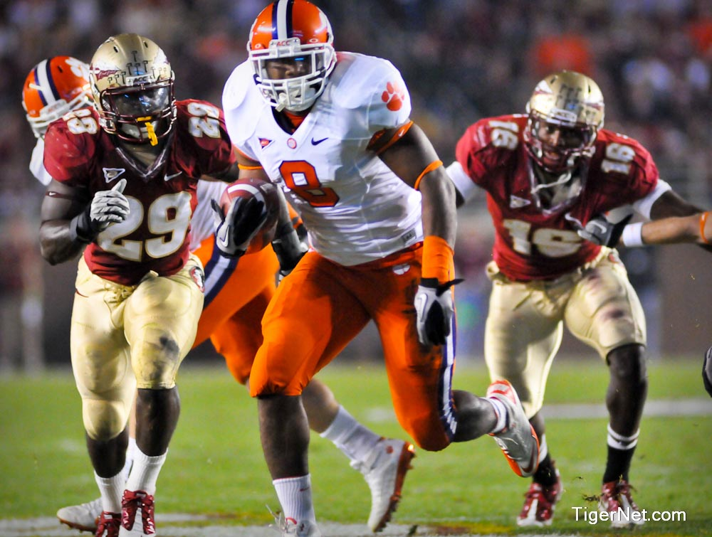 Clemson at Florida State Photos - 2010, Florida State, Football, Jamie Harper