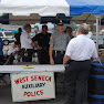 West Seneca Auxilary Police Representative @ National Night Out in West Seneca 2009
