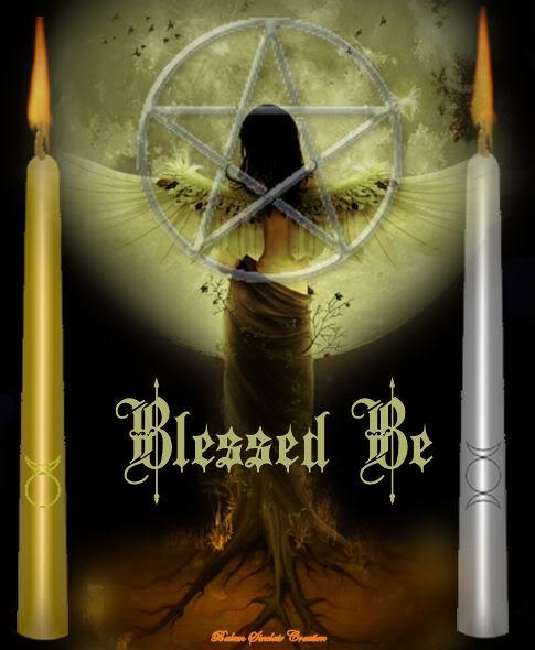 Blessed Be Goddess, Blessed Be