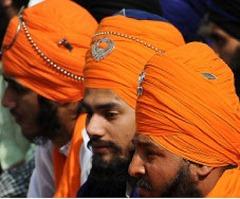 Sikh-turbans