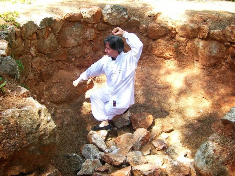 Resultado de imagen de qi gong enrique santamaria