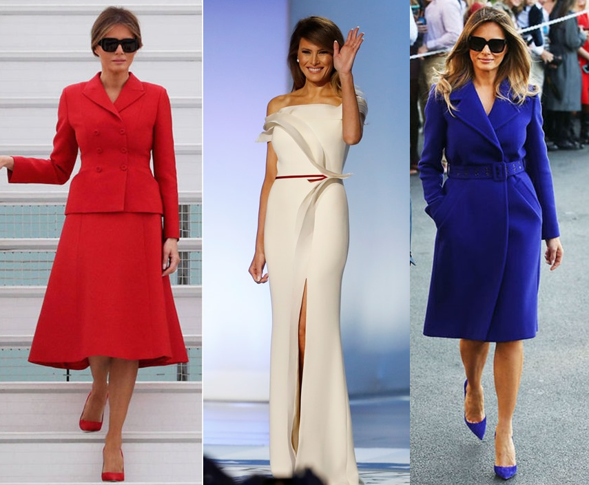[melania+red+white+and+blue%5B3%5D]