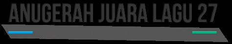 Anugerah Juara Lagu | AJL27 Jan 2013