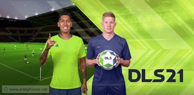 تحميل لعبة Dream League Soccer 2021 مهكرة آخر اصدار apk obb