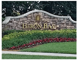 About new homes in Heron Bay Parkland