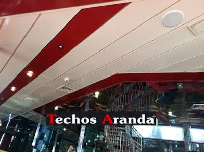 Profesionales techos de aluminio para baños Madrid