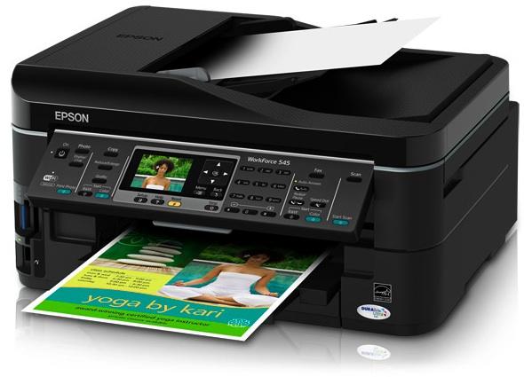 Epson Workforce 435 Printer Drivers