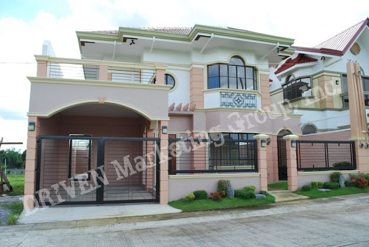 HOUSE AND LOT FOR SALE IN BINAN LAGUNA