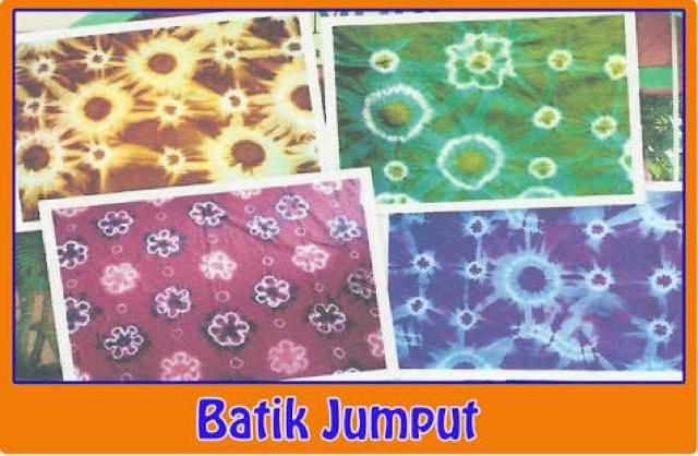 cara membuat dan sejarah batik jumputan  d71cb5ffbb