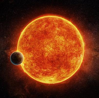 exoplaneta rochoso LHS 1140b