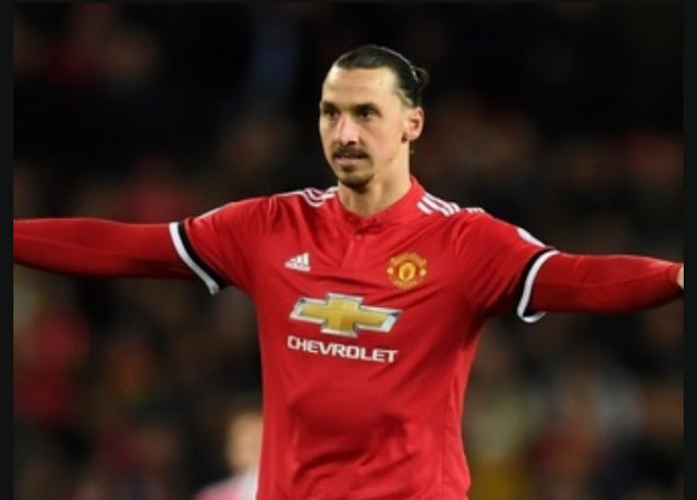 Ibrahimovic Leaves Manchester United