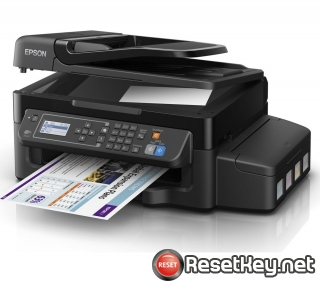 Reset Epson ET-4500 ink pads are at the end of their service life