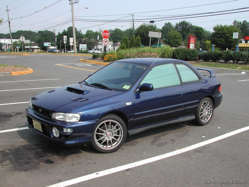 1999 subaru impreza coupe specifications pictures prices. Black Bedroom Furniture Sets. Home Design Ideas
