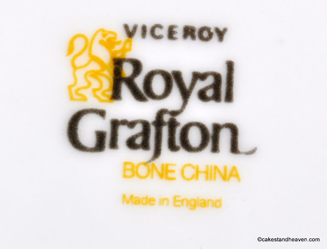 Royal Grafton Viceroy Backstamp