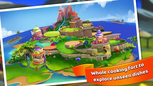 Cooking Fort - Chef Craze Restaurant Cooking Games screenshot 11
