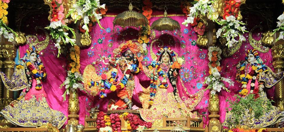 ISKCON Delhi Deity Darshan 08 Jan 2017 (3)