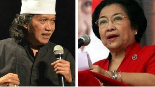 Sebut Megawati Tak Berilmu, Cak Nun Maklum: Dia Itu Enggak Sekolah!