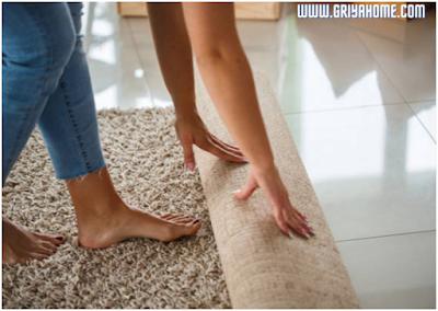 Kenali jenis karpet yang akan Anda pasang