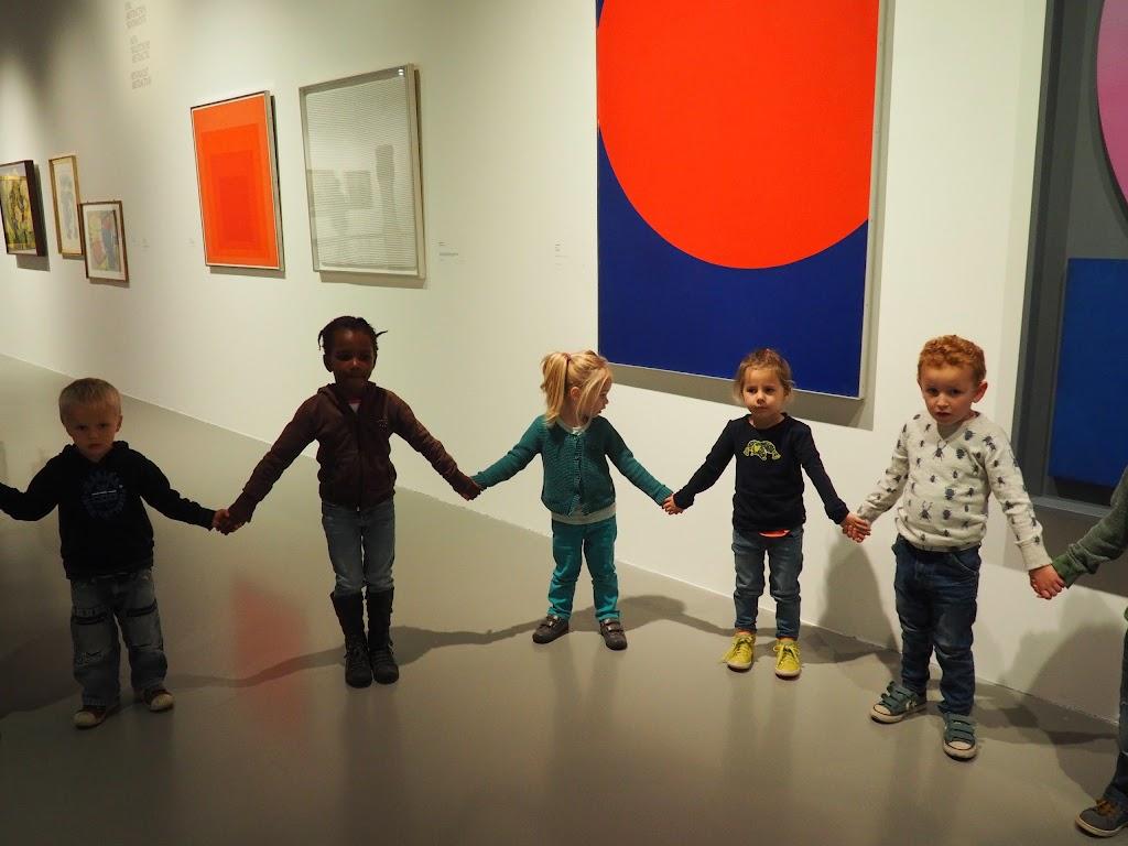 Leefgroep 1 ging naar het museum. - PA200087.JPG